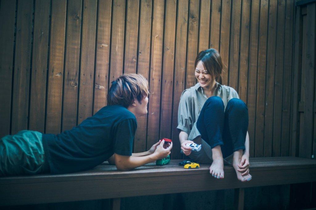 結婚前の同棲は「間取り」が重要